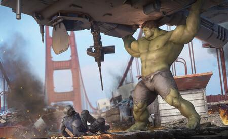 Marvel's Avengers empieza a caer por debajo de los 1.000 jugadores en Steam, y con ello llegan los problemas de matchmaking