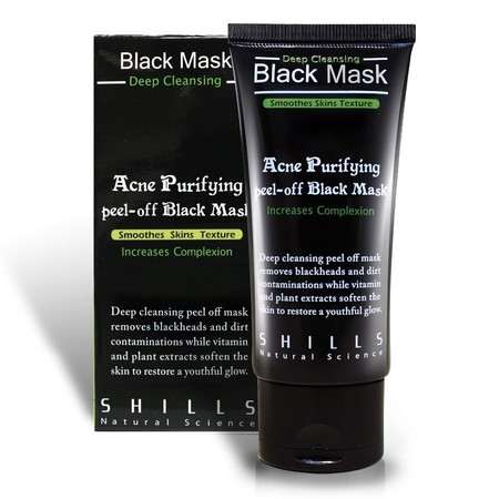 Black Purifying Peel-off Mask by Dr  Shills