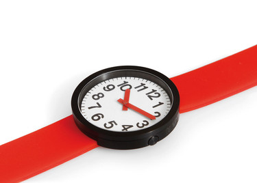 El reloj del Metro de Albini & Noorda