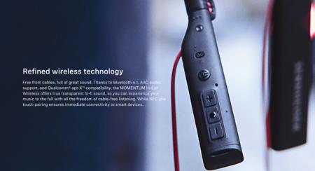 Sennheiser Momentum In Ear Wireless 2