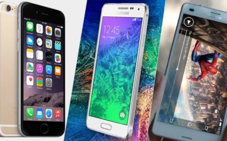 La estabilización óptica del iPhone 6 plus, el Galaxy Note 4 y el Xperia Z3 frente a frente