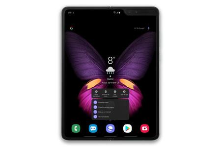 Samsung Galaxy Fold Desinstalar App Propia