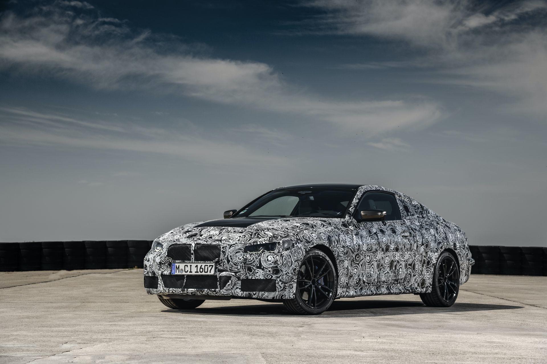 Foto de BMW Serie 4 2021 (fotos espía) (22/38)