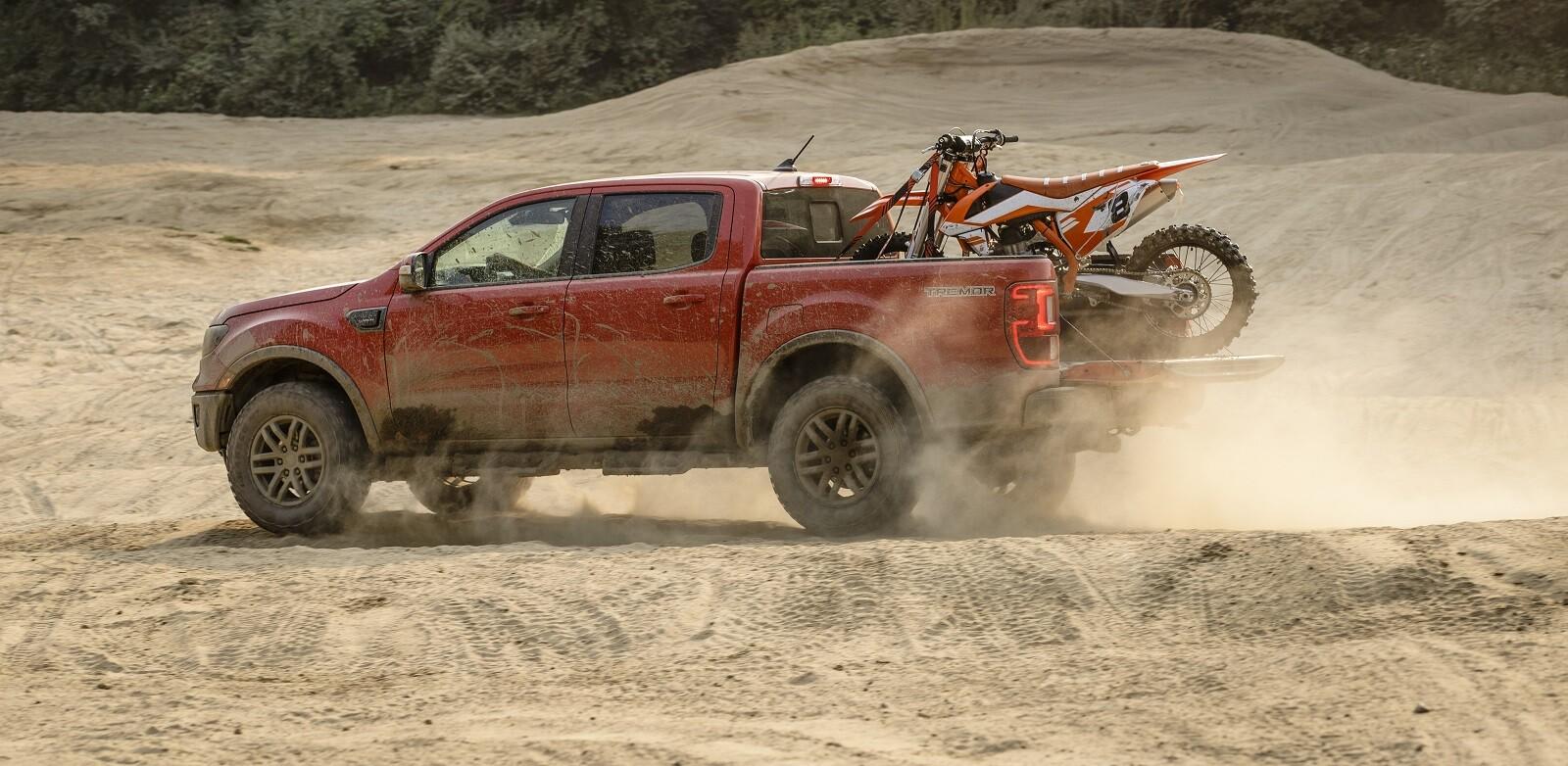 Foto de Ford Ranger Tremor Off-Road (18/28)