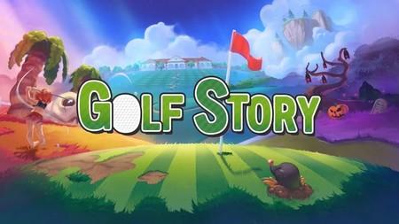 Golf Story deja ver sus mejores cartas en su estupendo tráiler de lanzamiento