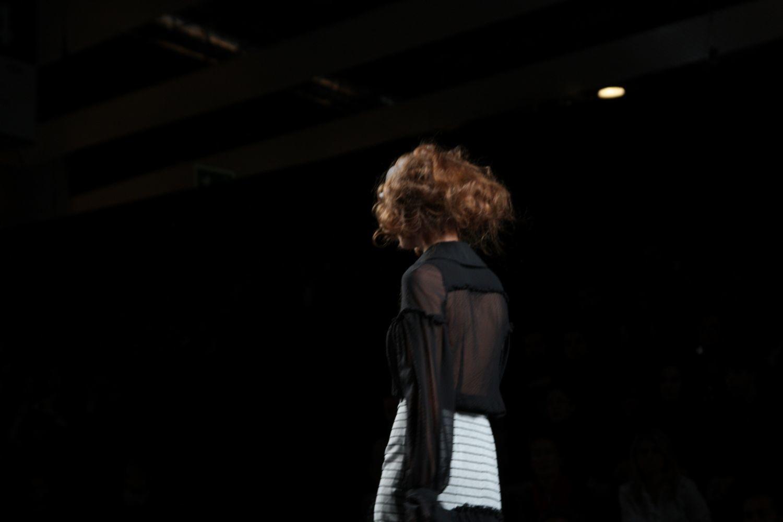 Foto de Alma Aguilar en la Cibeles Madrid Fashion Week Otoño-Invierno 2011/2012 (64/126)