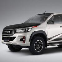 La Toyota Hilux se une a la familia Gazoo Racing con su versión GR Sport
