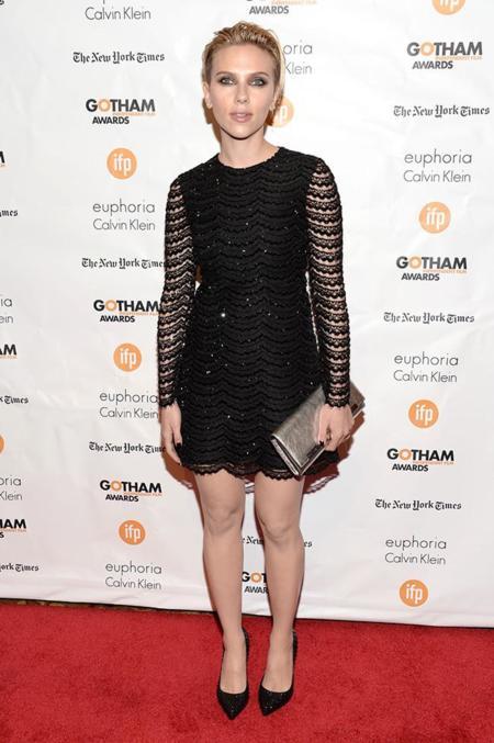 Scarlett Johansson Premios Gotham 2014
