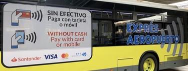 La EMT de Madrid activa el pago con Apple™ Pay, tarjetas y otros sistemas a partir de hoy