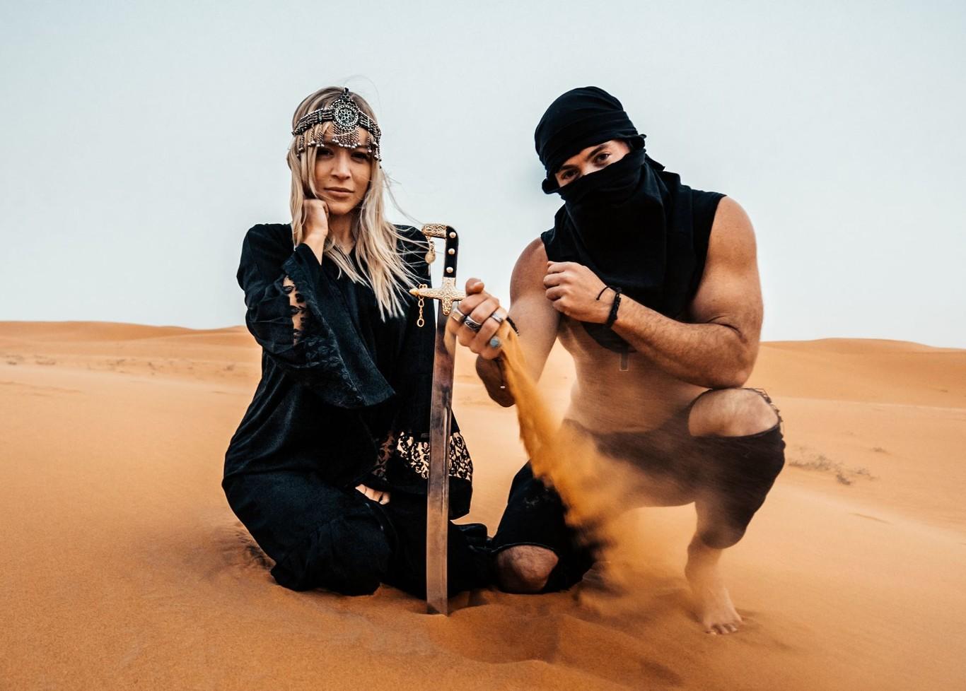 Arabia Saudí necesita potenciar el turismo. Estos son los influencers que están ayudando a ello