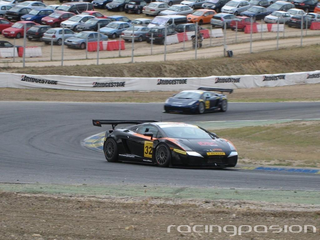 Foto de Campeonato de España de GT. Jarama 6 de junio (65/130)