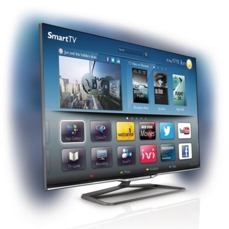 Ambilight y mejor smart TV