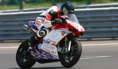 Ducati Desmo Challenge: premio final probar la 1098R Factory Oficial