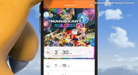 Nintendo Switch tendrá una aplicación Android de control parental