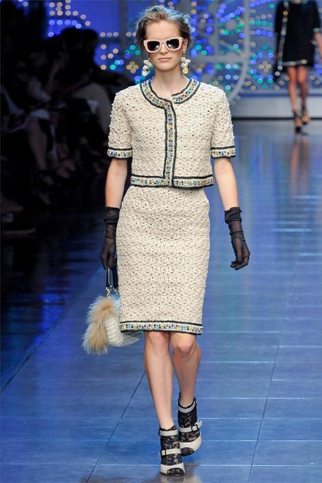 Foto de Dolce & Gabbana Primavera-Verano 2012 (73/74)