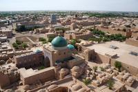 Khiva, el corazón de la Ruta de la Seda en Uzbequistán