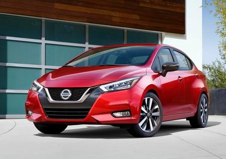 Nissan Versa 2020 1280 01