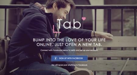 Tener un Tinder en tus pestañas nuevas de Chrome es posible con Tab Dating