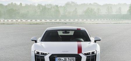 Audi R8 V10 RWS: adiós tracción Quattro, hola tracción trasera y bienvenida la diversión