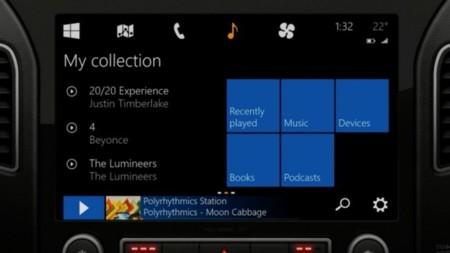 Microsoft presenta un nuevo sistema de entretenimiento para los coches