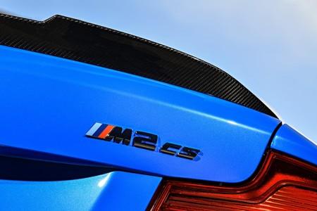 BMW M2 CS Prueba Contacto 106