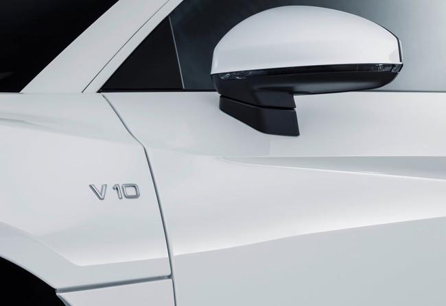 Audi podría decir pronto adiós a los motores V10 y W12