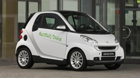 Smart y Tesla se unen para crear un ForTwo eléctrico