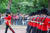 Trooping the Colour, Londres