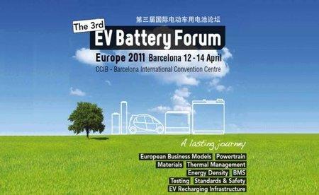 El Congreso Internacional de movilidad eléctrica llega a Barcelona