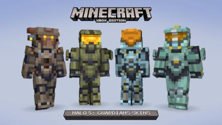 Halo 5 Minecraft 1