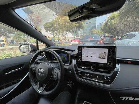Toyota Corolla Hybrid Vs Se Mexico Ahorro Opiniones 19