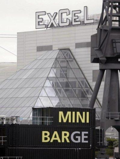 Mini barge