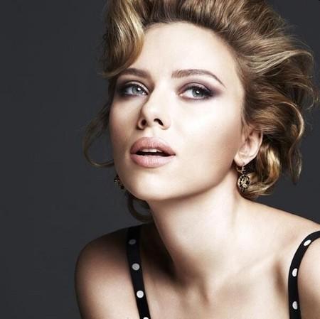 Scarlett Johansson vuelve a emular a Marilyn para Dolce & Gabbana... Zzzzz