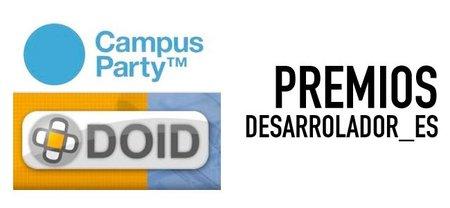 Premios DesarrolladorEs, lista de nominados