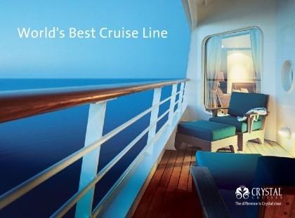 Crystal Cruises: cruceros de lujo y aventura