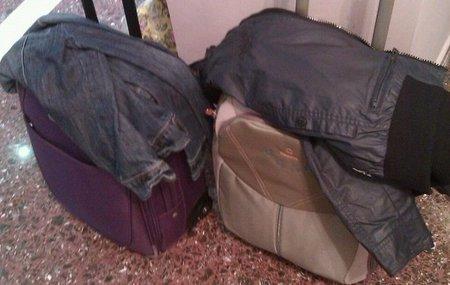 ¡¡Mucho cuidado con cargar nuestra maleta de mano!!