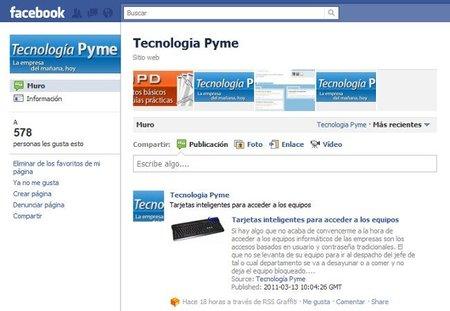 Facebook está probando el uso de palabras claves para sus anunciantes