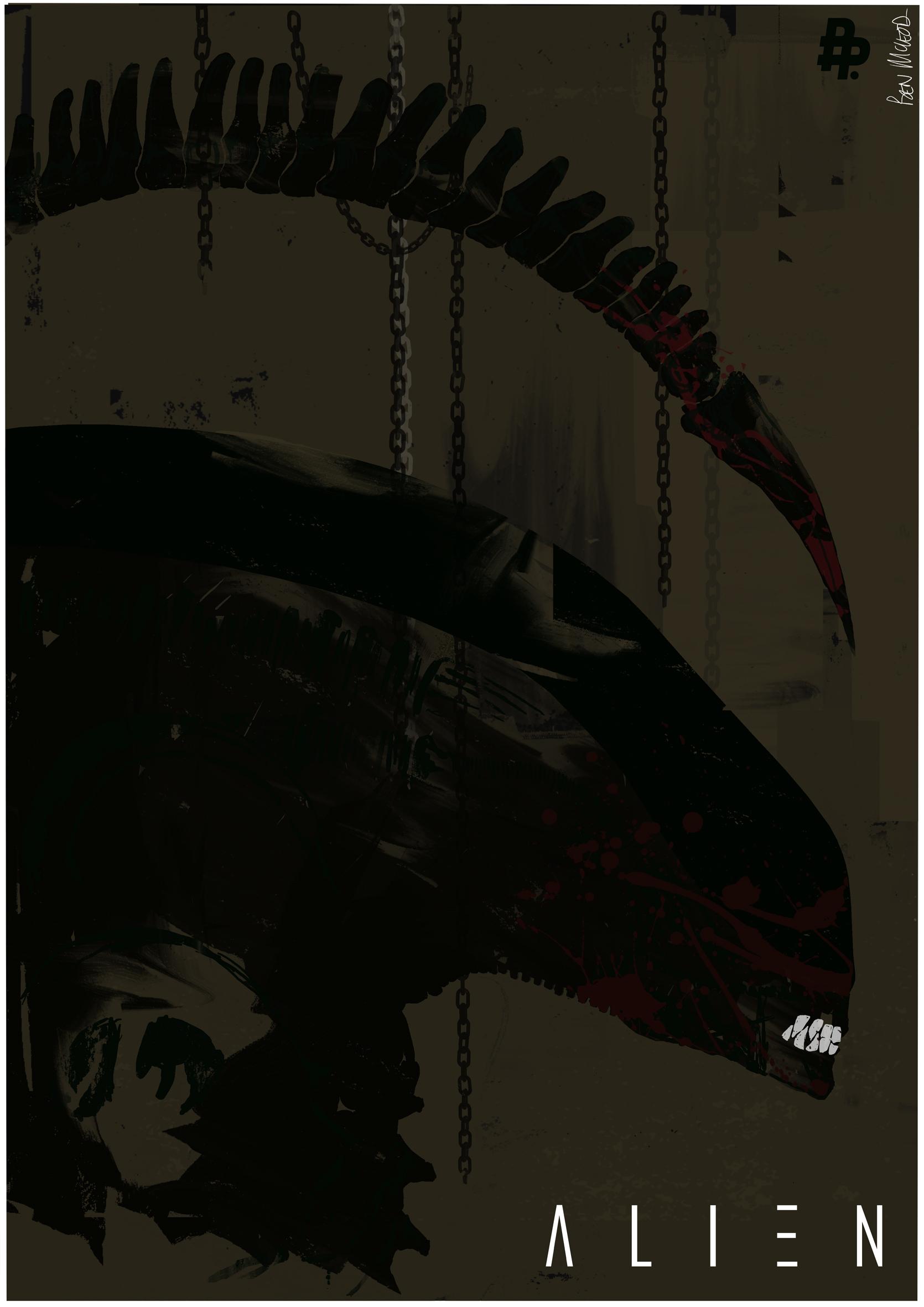 Foto de Carteles de 'Alien, el octavo pasajero' (1/36)