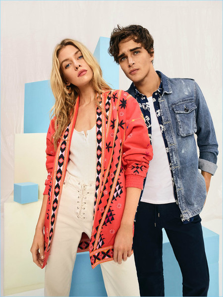 Pepe Jeans Spring Summer 2018 Campaign 002
