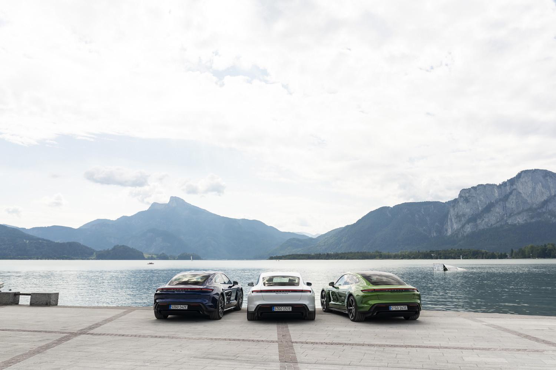 Foto de Porsche Taycan prueba contacto (114/275)