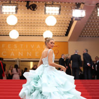 Blake Lively, una princesa de cuento en el Festival de Cannes 2016