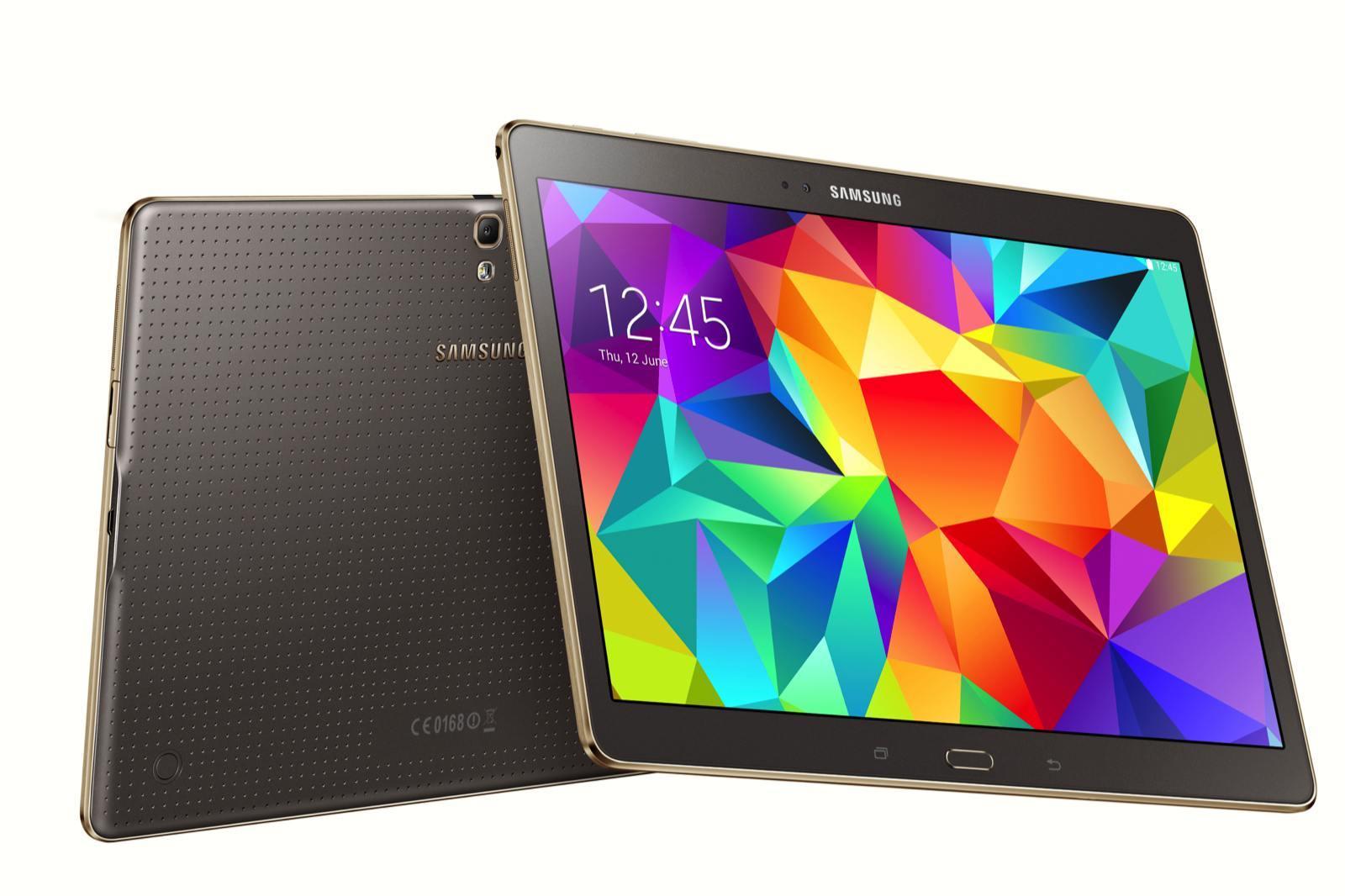Foto de Samsung Galaxy Tab S 10.5 (13/27)