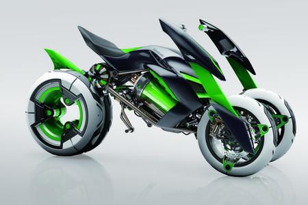"""Ya es oficial: Kawasaki está trabajando en una moto de cuatro ruedas y la tendrá en un """"futuro corto"""""""