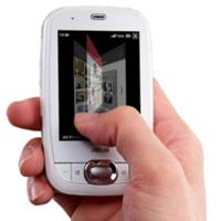 Asus P552w, smartphone con interfaz Glide