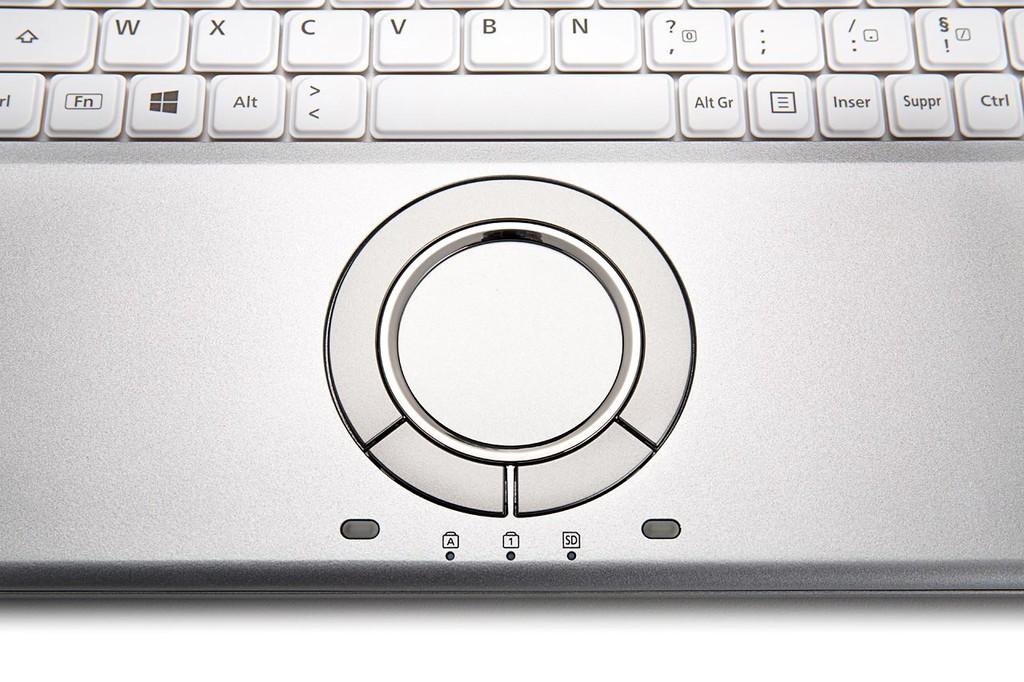 Panasonic Toughbook Cf Xz26 Touchpad