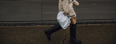 Siete botas altas de caña ancha con las que serás la reina del otoño 2021