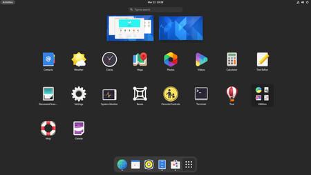 Lista De Apps Gnome 40
