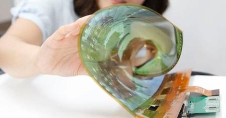 OLED flexible, el futuro para las pantallas enrollables