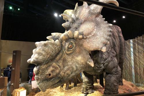 Jurassic World, the Exhibition, plan para niños en las vacaciones de Navidad