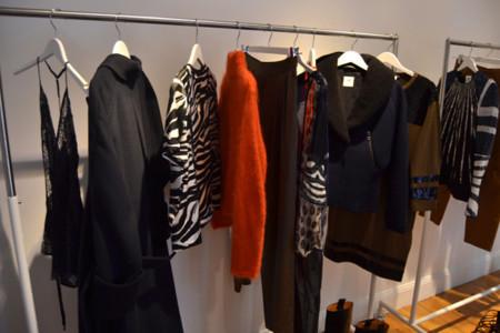 HM negro Studio Paris Invierno 2014